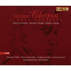 Frédéric Chopin: Simply the Best