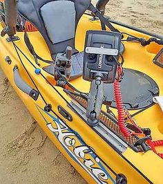 Fully illustrated detailed step-by-step instructions on a complete installation of fish finder for kayak fishing. From setting up the battery, transducer and wiring, to installing the display unit.…