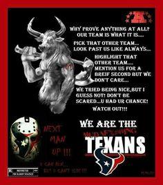 Texans!!!
