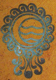 Water Tribe Symbol | Water Tribe Symbol | Flickr - Photo Sharing!