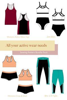 Active Wear Bundle Pack