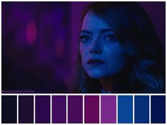 Image about dark in La La Land aesthetic. Movie Color Palette, Colour Pallette, Moonrise Kingdom, Michael Keaton, Cinema Colours, Color In Film, Damien Chazelle, Color Script, Film Inspiration