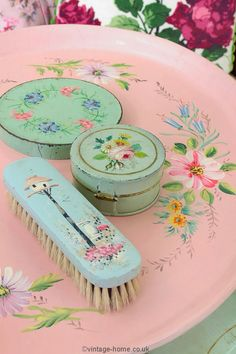 sweet pastel collectables