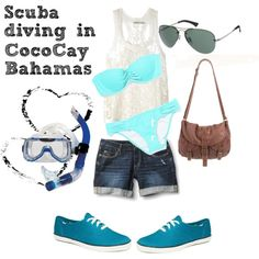 """CocoCay Bahamas"" by dharmalydon on Polyvore"