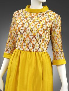 Evening dress | Belinda Bellville | 1968