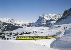 Kleine Scheidegg Switzerland