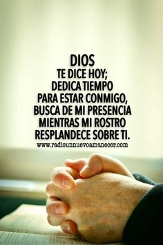 Catholic Prayers In Spanish, I Love You Images, Spanish Inspirational Quotes, Motivational Phrases, Quotes About God, Names Of Jesus, God Is Good, Trust God, Gods Love