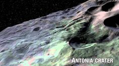 Dawn's Farewell Portrait of Giant Asteroid Vesta