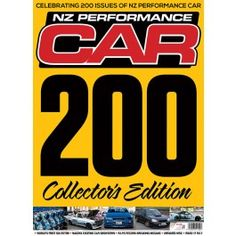 NZ Performance Car Issue 200 - August 2013