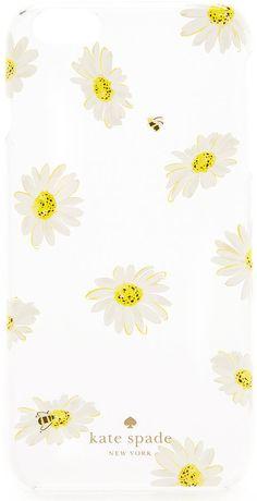 Kate Spade Falling Daisies iPhone 6 Plus/6s Plus Case ($45)