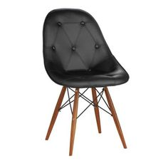 Occasional Chair, Black
