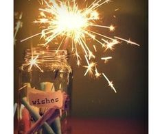 Be a spark of ambition. Let others light their candles from it.