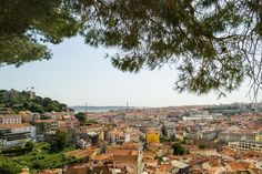 Groepsreis naar Lissabon voor jongeren tussen 18 en 35 jaar.