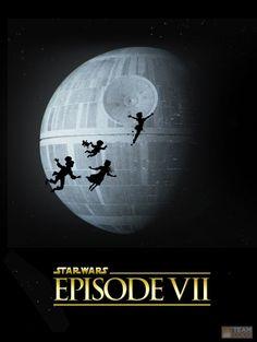 """""""Star Wars: Episode VII."""""""