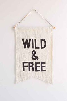 Secret Holiday & Co. X UO Wild Banner