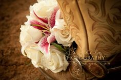 western Wedding flowers | Boots n' Bouquets ...Western Wedding Wear | Cowboy Up