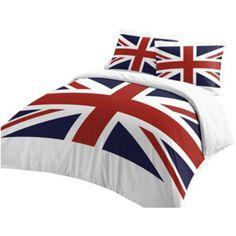 Parure de Lit  London Calling - Union Jack