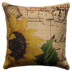 I pinned this Katriane Pillow from the French Farmhouse event at Joss and Main!