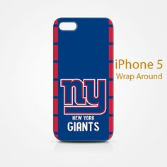 New York Giants Case for iPhone 5/5s