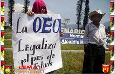 La Ligereza Del Sr Almagro Y La Carta Antidemocrática Interamericana Expresión Karuachi http://revistalema.blogspot.com/2016/07/la-ligereza-del-sr-almagro-y-la-carta.html