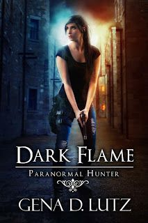 Nook Books and More Blog: Review of Dark Flame by Gena D. Lutz a Paranormal ...