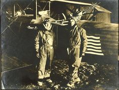 World War One 1st Aero Squadron