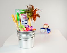 the crafty corner loot bag is perfect for girls or boys ages 5-11 years of age.  www.lootbaglady.com 613-720-2861