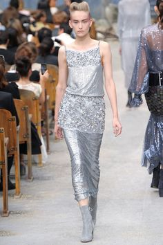 Chanel Fall 2013 Couture Collection Slideshow on Style.com #chanel #couture #fashion