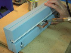 Soldering Iron Third Hand Vise Stained Glass Holder
