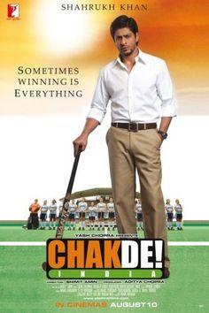 Chakde! India / DVD 10273 / http://catalog.wrlc.org/cgi-bin/Pwebrecon.cgi?BBID=7244965