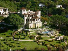 Castillo Serralles, Ponce Puerto Rico.