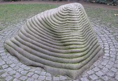 Peter Randall Page, England Stone Sculptures, Rock Sculpture, Abstract Sculpture, Natural Forms Gcse, Peter Randall Page, Andy Goldsworthy Art, Truro Cathedral, A Touch Of Zen, Beton Design