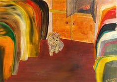 Turbo's hide out Yorkshire Terriers, Turbo S, Watercolors, Animation, Paintings, Cartoon, Education, Tv, Books