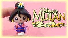Disney Mulan Polymer Clay Tutorial