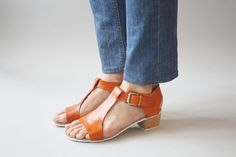 I think these look like great run-around sandels/shoes for the summer