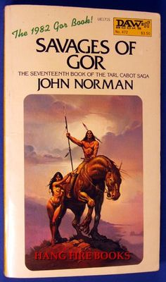 Savages Of Gor by John Norman