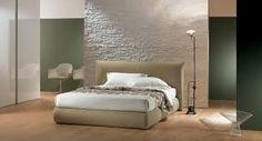Decorare una parete con le pietre in camera da letto 20 for Tavole adesive 3d