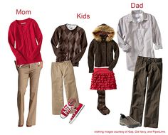 what to wear for family pictures | ... Chicago maternity, newborn, child, & family photographer: What to Wear