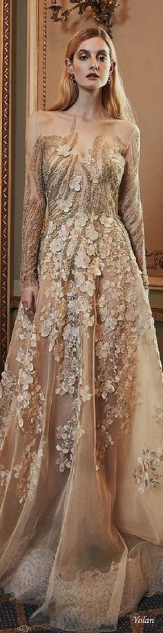2017 Haute Couture Yolan Cris
