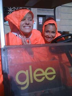 HeYa in the rain