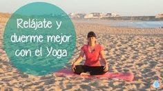 clase yoga para relajar cuerpo y mente - YouTube
