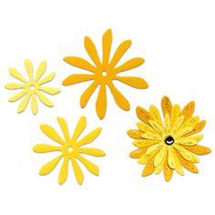 Sizzix Bigz Die - Flower, Daisies $19.99