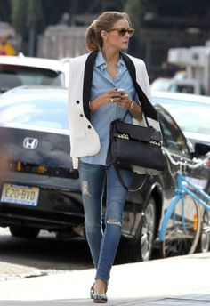 The Olivia Palermo Lookbook : Olivia Palermo at New York Fashion Week V