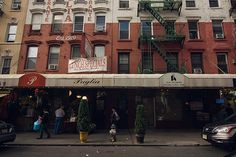 """The Best Lunch Specials in Little Italy"""