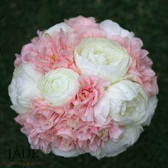#esküvő #csokor #rózsaszín #örökcsokor Jade, Flowers, Plants, Pink, Wedding, Valentines Day Weddings, Plant, Weddings, Royal Icing Flowers