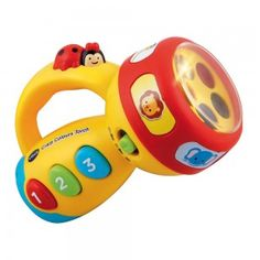 vtech® Crazy Colours Torch - Light and Colour - Understanding The World - Early Years - The Consortium Education