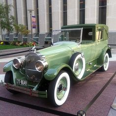 1924 Packard Town Car
