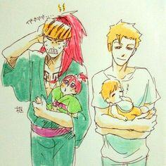 """Papa's"" | Artist: 86apricotton | Manga: Bleach"