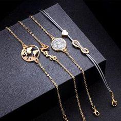 Cute Turtle World Map Marble Bracelet Set – Lupsona Heart Bracelet, Bracelet Set, Bangle Bracelets, Leather Bracelets, Stone Bracelet, Jewelry Party, Jewelry Gifts, Charm Jewelry, Boho Jewelry