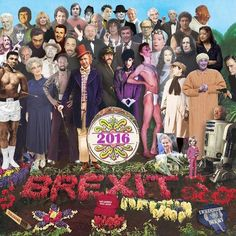 Beatles-inspired tribute to the long list of celebrities who have died this year   Daily Mail Online